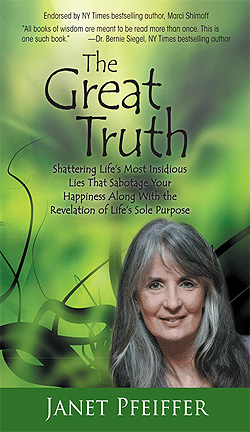 Janet Pfeiffer's Book: The Great Truth